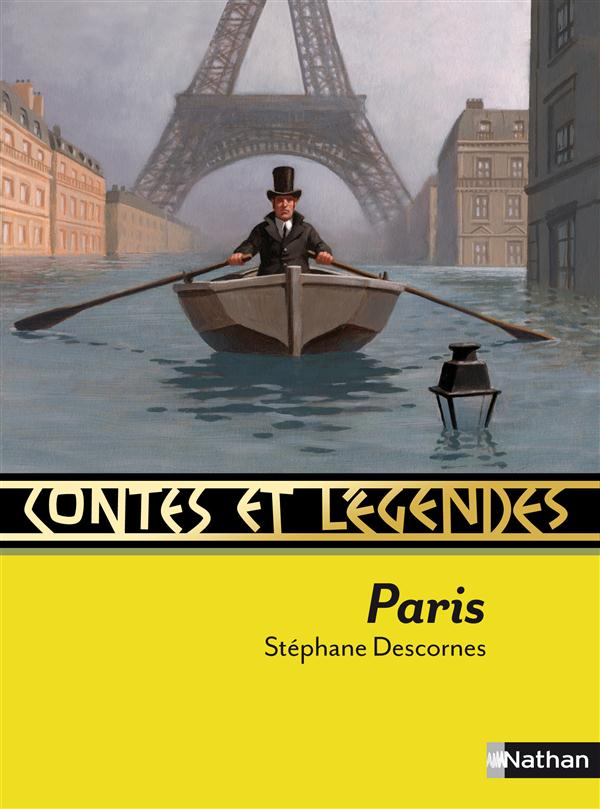 CONTES ET LEGENDES DE PARIS
